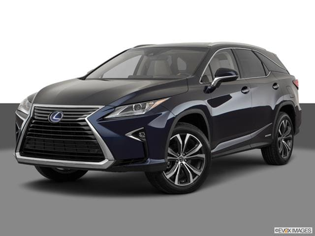 Top Expert Rated Hybrids of 2019 - 2019 Lexus RX