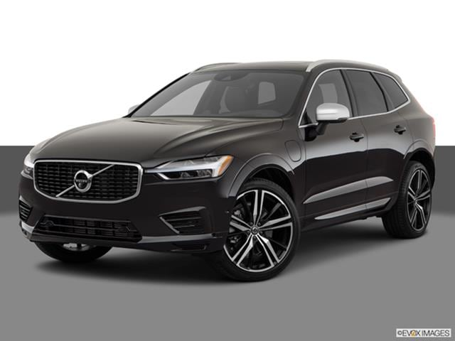 Top Consumer Rated Hybrids of 2019 - 2019 Volvo XC60