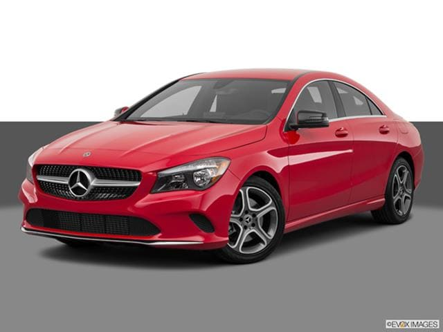 Top Expert Rated Coupes of 2019 - 2019 Mercedes-Benz CLA