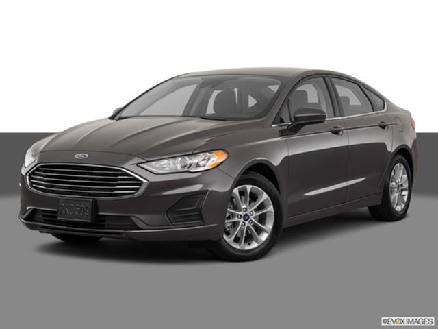Top Consumer Rated Hybrids of 2019 - 2019 Ford Fusion