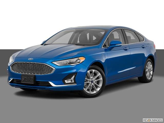 Top Consumer Rated Hybrids of 2019 - 2019 Ford Fusion Energi