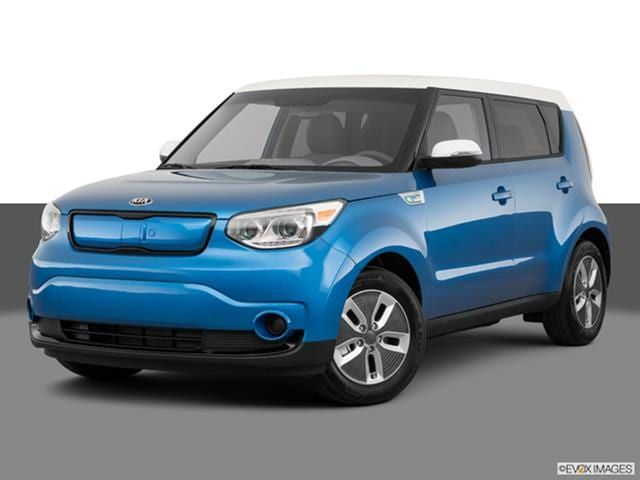 Top Consumer Rated Electric Cars Of 2019 Kia Soul Ev