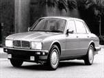 1992 Jaguar XJ Series