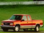 1997 GMC 2500 Club Coupe