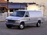 2000 Ford Econoline E350 Super Duty Cargo