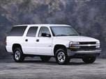 2001 Used Chevrolet Suburban 4WD 2500