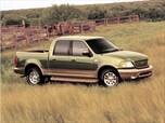 2001 Ford F150 SuperCrew Cab