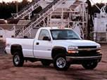 2002 Chevrolet Silverado 2500 Regular Cab