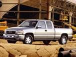2003 GMC Sierra 1500 Extended Cab