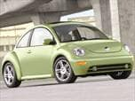 2006 Used Volkswagen Beetle Coupe w/ Package 2
