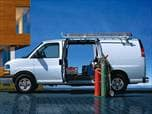 2007 Chevrolet Express 3500 Cargo photo