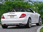 2010 Mercedes-Benz SLK-Class photo