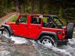 2011 Used Jeep Wrangler 4WD Unlimited Rubicon