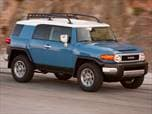 Used Toyota FJ Cruiser SUV  Kelley Blue Book