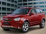 2012 Used Chevrolet Captiva Sport FWD LS