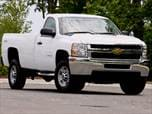 2012 Chevrolet Silverado 3500 HD Regular Cab