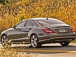 2012 Mercedes-Benz CLS-Class photo