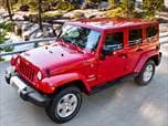 2013 Used Jeep Wrangler 4WD Unlimited Rubicon
