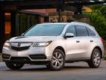 2014 Used Acura MDX SH-AWD w/ Technology Package