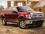 2014 Ford F150 SuperCrew Cab