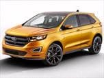2015 Certified Ford Edge FWD Titanium