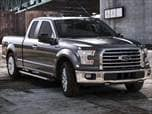 2015 Ford F150 Super Cab