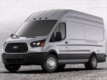 2015 Ford Transit 350 Van Extended Length High Roof w/Sliding Side Door  Van