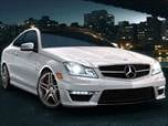 2015 Mercedes-Benz C-Class C63 AMG  Coupe