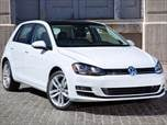 2015 Used Volkswagen Golf TDI 4-Door