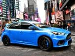2016 Ford Focus RS  Hatchback