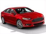 2016 Used Ford Fusion SE
