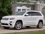 2016 Used Jeep Grand Cherokee 4WD Summit