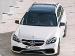 2016 Mercedes-Benz E-Class E63 AMG 4MATIC S-Model  Wagon