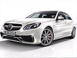 2016 Mercedes-Benz E-Class E63 AMG 4MATIC S-Model  Sedan