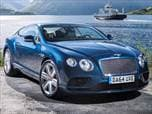 2017 Bentley Continental GT V8  Coupe