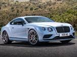 2017 Bentley Continental