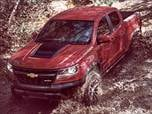 2017 Chevrolet Colorado Crew Cab ZR2  Pickup