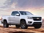 2017 Chevrolet Colorado Extended Cab ZR2  Pickup