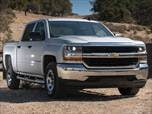2017 Chevrolet Silverado 1500 Crew Cab photo
