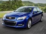 2017 Chevrolet SS photo