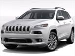 2017 Jeep Cherokee Overland  Sport Utility