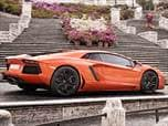 2017 Lamborghini Aventador photo