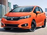 2018 Honda Fit EX-L w/Navigation  Hatchback