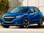 2018 New Honda HR-V FWD LX