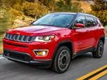 2018 Certified Jeep Compass 4WD Latitude