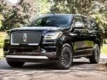 2018 Lincoln Navigator L Black Label  Sport Utility