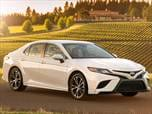 2018 Used Toyota Camry SE