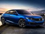 2019 New Honda Civic Sport Coupe