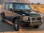 2019 New Mercedes-Benz G 550