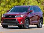 2019 New Toyota Highlander Limited Platinum Hybrid